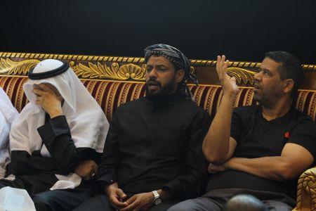 صالح آل ابراهيم - التغطية المصورة ليوم التاسع - محرم – 1441 هـ 14