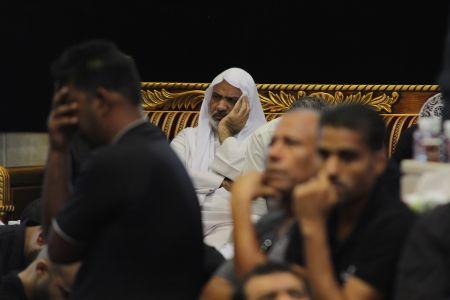 صالح آل ابراهيم - التغطية المصورة ليوم التاسع - محرم – 1441 هـ 18