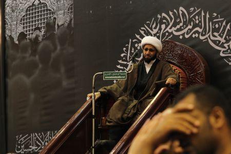حسن العالي - التغطية المصورة لليلة الحادي شعر - محرم – 1441 هـ 19