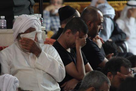 صالح آل ابراهيم - التغطية المصورة ليوم العاشر - محرم – 1441 هـ 26