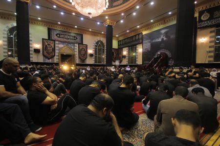 حسن العالي - التغطية المصورة لليلة العاشر - محرم – 1441 هـ 35