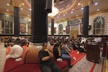 حسن العالي - التغطية المصورة لليلة الحادي شعر - محرم – 1441 هـ 3