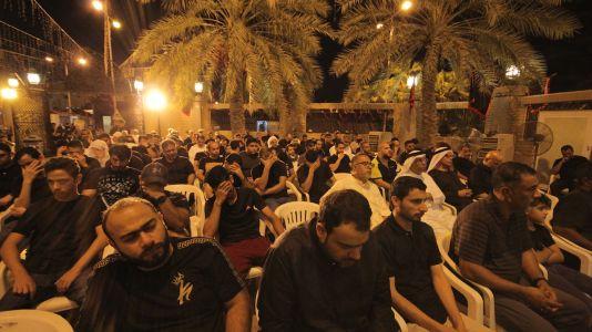 حسن العالي - التغطية المصورة لليلة العاشر - محرم – 1441 هـ 63