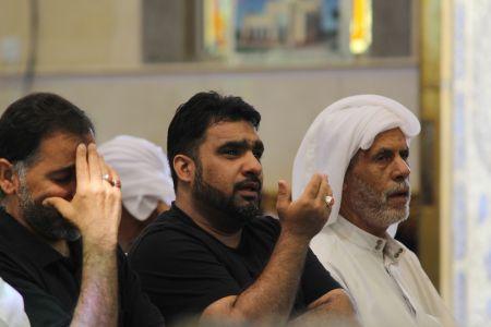 سعيد المعاتيق - التغطية المصورة لذكرى شهادة الامام محمد الجواد عليه السلام ذو القعدة – 1440 هـ 20