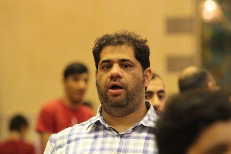 ياسين الموسوي - التغطية المصورة لذكرى مولد الامام الضامن علي بن موسى الرضا عليه السلام ذو القعدة – 1440 هـ 42