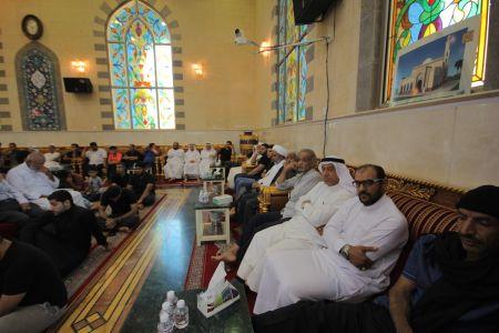 سعيد المعاتيق - التغطية المصورة لذكرى شهادة الامام محمد الجواد عليه السلام ذو القعدة – 1440 هـ 4