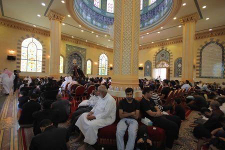 سعيد المعاتيق - التغطية المصورة لذكرى شهادة الامام محمد الجواد عليه السلام ذو القعدة – 1440 هـ 5