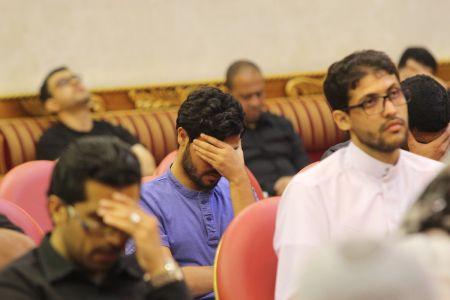احمد الميرزا - التغطية المصورة لمجلس ذكرى شهادة الامام جعفر الصادق عليه السلام شوال – 1440 هـ 9