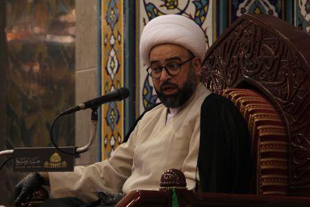 ياسين الجمري - التغطية المصورة لمحاضرة ليلة العيد 1442 هـ 3