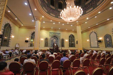 علي الجفيري - التغطية المصورة لمجلس ليلة 14 من شهر رمضان – 1440 هـ 3