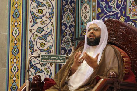 علي الجفيري - التغطية المصورة لمجلس ليلة 14 من شهر رمضان – 1440 هـ 7