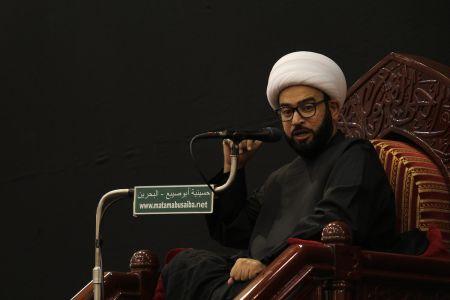 ياسين الجمري - التغطية المصورة لمجلس ليلة 21 من شهر رمضان – 1440 هـ 16