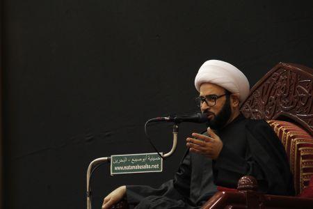 ياسين الجمري - التغطية المصورة لمجلس ليلة 21 من شهر رمضان – 1440 هـ 20