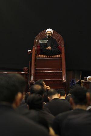ياسين الجمري - التغطية المصورة لمجلس ليلة 21 من شهر رمضان – 1440 هـ 28