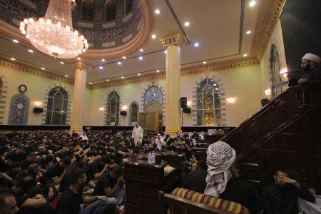 ياسين الجمري - التغطية المصورة لمجلس ليلة 21 من شهر رمضان – 1440 هـ 5