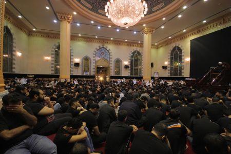 ياسين الجمري - التغطية المصورة لمجلس ليلة 21 من شهر رمضان – 1440 هـ 8