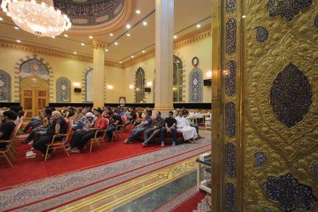 ياسين الجمري - التغطية المصورة لمجلس ليلة 22 من شهر رمضان – 1440 هـ 1