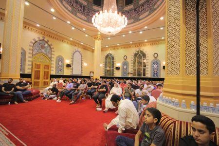 ياسين الجمري - التغطية المصورة لمجلس ليلة 22 من شهر رمضان – 1440 هـ 3