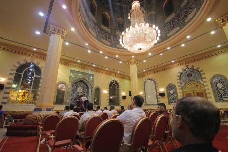 ياسين الجمري - التغطية المصورة لمجلس ليلة 25 من شهر رمضان – 1440 هـ 2