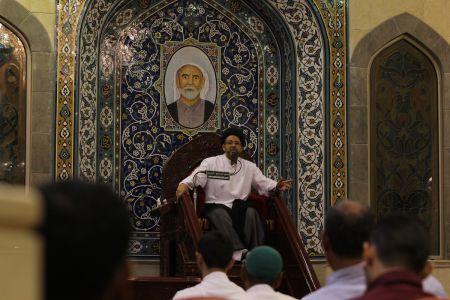 ياسين الجمري - التغطية المصورة لمجلس ليلة 25 من شهر رمضان – 1440 هـ 7