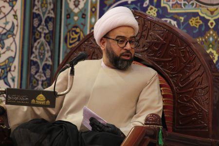 ياسين الجمري - التغطية المصورة لمحاضرة ليلة 26 رمضان 1442 هـ 5