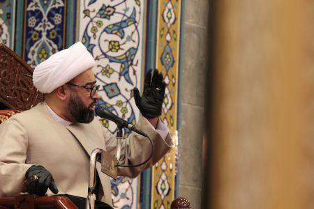 ياسين الجمري - التغطية المصورة لمحاضرة ليلة 26 رمضان 1442 هـ 6
