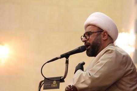 ياسين الجمري - التغطية المصورة لمحاضرة ليلة 26 رمضان 1442 هـ 8