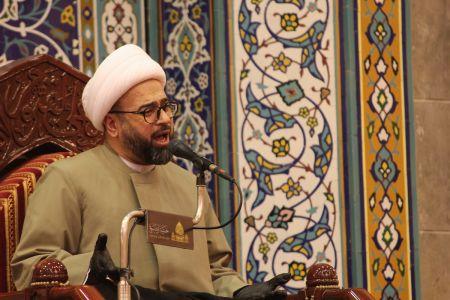 ياسين الجمري - التغطية المصورة لمحاضرة ليلة 28 رمضان 1442 هـ 15