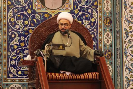 ياسين الجمري - التغطية المصورة لمحاضرة ليلة 28 رمضان 1442 هـ 2