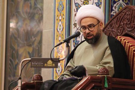 ياسين الجمري - التغطية المصورة لمحاضرة ليلة 28 رمضان 1442 هـ 5