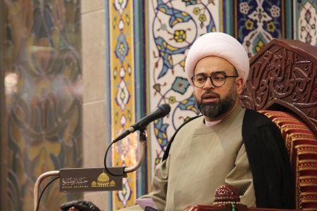 ياسين الجمري - التغطية المصورة لمحاضرة ليلة 28 رمضان 1442 هـ 7