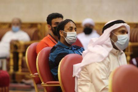 ياسين الجمري - التغطية المصورة لمحاضرة ليلة 28 رمضان 1442 هـ 8