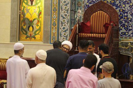 ياسين الجمري - التغطية المصورة لمجلس ليلة 29 من شهر رمضان – 1440 هـ 52