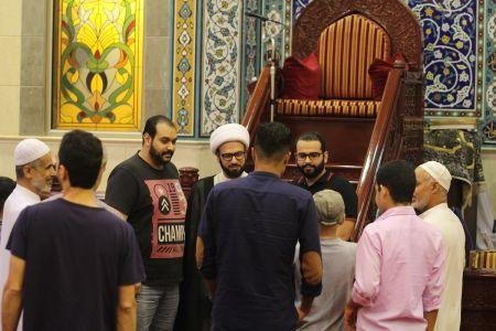 ياسين الجمري - التغطية المصورة لمجلس ليلة 29 من شهر رمضان – 1440 هـ 54