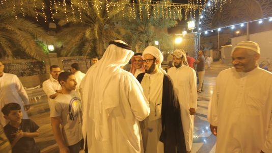 ياسين الجمري - التغطية المصورة لمجلس ليلة 29 من شهر رمضان – 1440 هـ 8
