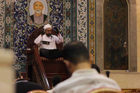 ياسين الجمري - التغطية المصورة لمحاضرة ليلة 29 رمضان 1442 هـ 11