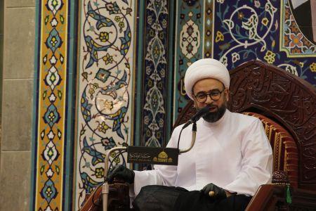 ياسين الجمري - التغطية المصورة لمحاضرة ليلة 29 رمضان 1442 هـ 12