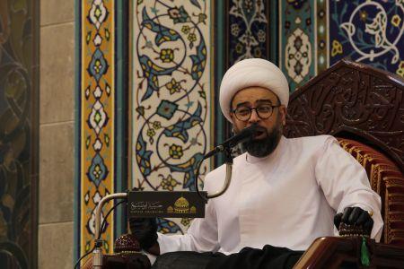 ياسين الجمري - التغطية المصورة لمحاضرة ليلة 29 رمضان 1442 هـ 15