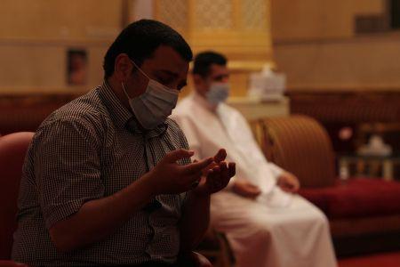 علي حمادي و الملا صالح الشيخ - التغطية المصورة لإحياء ليلة 29 رمضان 1442 هـ 1