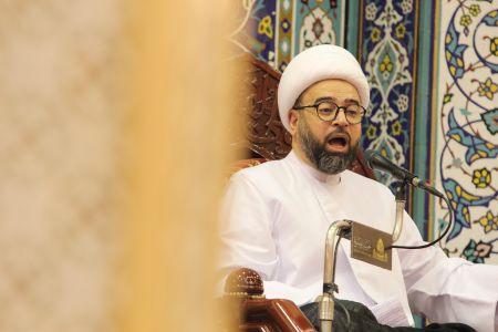 ياسين الجمري - التغطية المصورة لمحاضرة ليلة 29 رمضان 1442 هـ 3