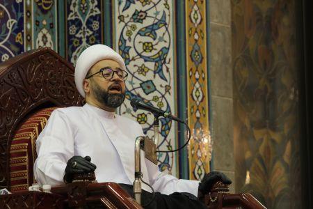 ياسين الجمري - التغطية المصورة لمحاضرة ليلة 29 رمضان 1442 هـ 5