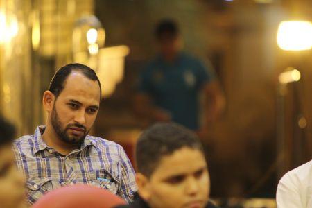 الاستاذ عبدالحسين سلمان - التغطية المصورة للختمة القرانية ليلة 30 من شهر رمضان – 1440 هـ 22