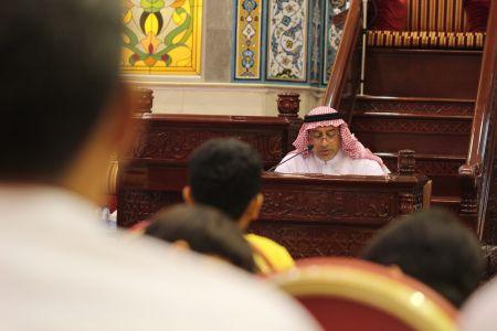 الاستاذ عبدالحسين سلمان - التغطية المصورة للختمة القرانية ليلة 30 من شهر رمضان – 1440 هـ 24