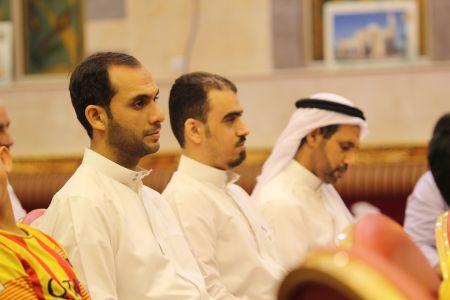 الاستاذ عبدالحسين سلمان - التغطية المصورة للختمة القرانية ليلة 30 من شهر رمضان – 1440 هـ 29