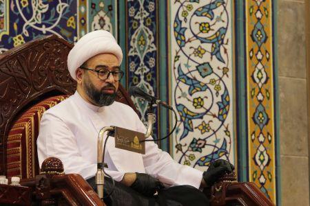 ياسين الجمري - التغطية المصورة لمحاضرة ليلة 30 رمضان 1442 هـ 3