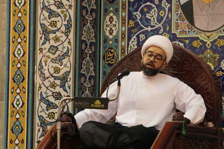 ياسين الجمري - التغطية المصورة لمحاضرة ليلة 30 رمضان 1442 هـ 6