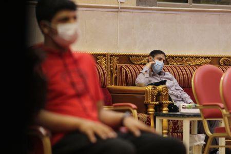 ياسين الجمري - التغطية المصورة لمحاضرة ليلة 30 رمضان 1442 هـ 9