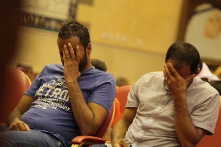 علي الجفيري - التغطية المصورة لمجلس ليلة 6 من شهر رمضان – 1440 هـ 16