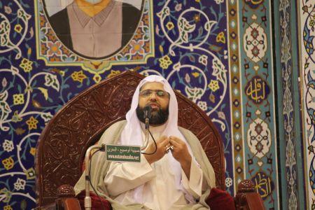 علي الجفيري - التغطية المصورة لمجلس ليلة 6 من شهر رمضان – 1440 هـ 6