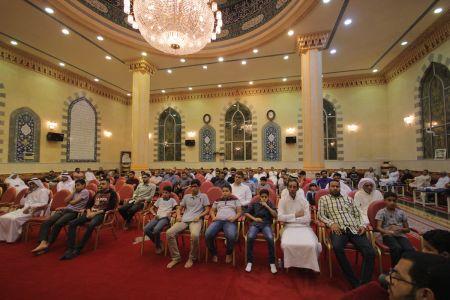 علي الجفيري - التغطية المصورة لمجلس ليلة 7 من شهر رمضان – 1440 هـ 1